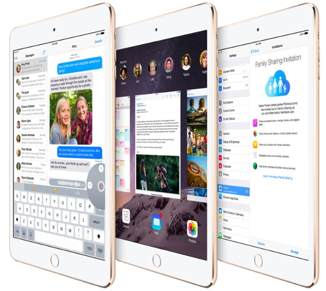 Ten Things You Didn't Know About iPad Air 2 + iPad mini 3 2