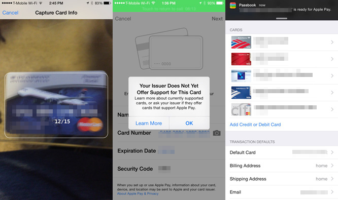 An Easy Guide To Setting Up + Using Apple Pay In iOS 8.1 5