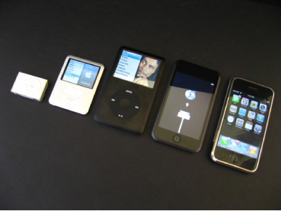 iHistory: From iPod + iTunes to iPhone, Apple TV + iPad, 2001 to 2010 37