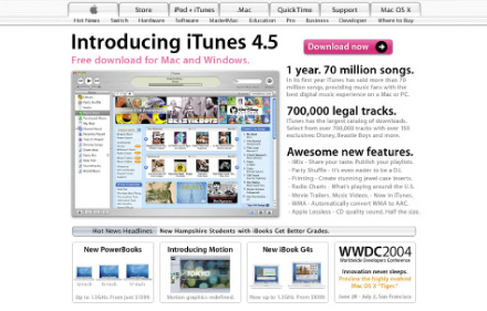 iHistory: From iPod + iTunes to iPhone, Apple TV + iPad, 2001 to 2010 15