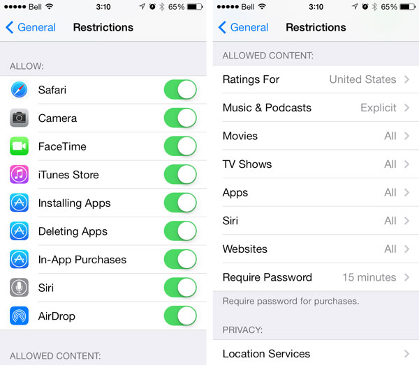 Easing Your Transition To iOS 7