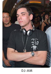 DJ-AM and Sean Avery on iPods & Accessories