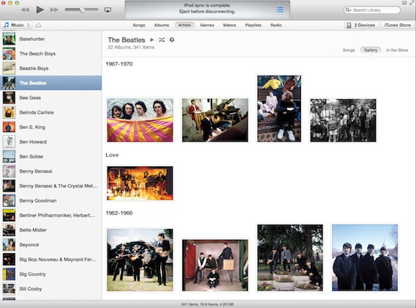 Instant Expert: Secrets & Features of iTunes 11 12
