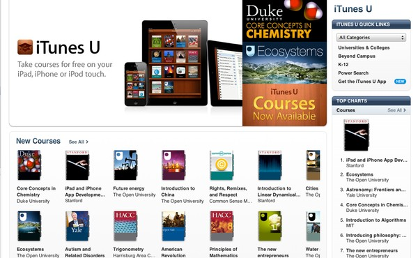 Instant Expert: iTunes U for iPad, iPhone and iPod touch 1