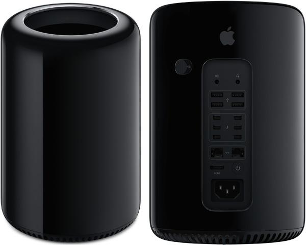 Apple Mac Pro (Late 2013) 1