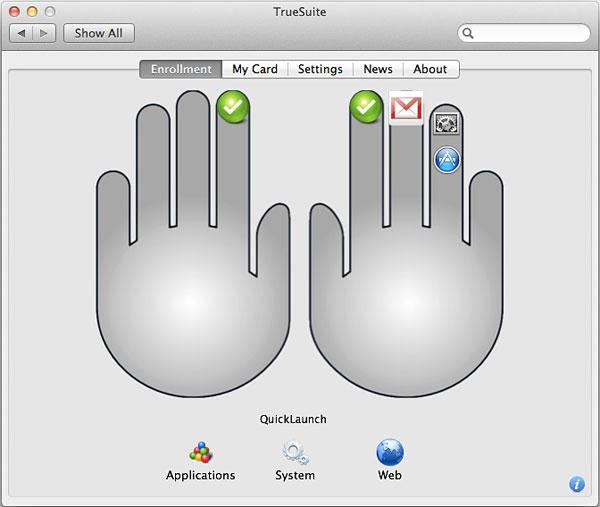 Eikon Digital Privacy Manager with TrueSuite Premium for Mac