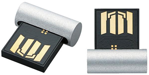 Elecom Ultra-Compact USB Memory