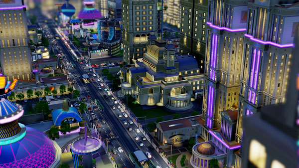Electronic Arts SimCity 1