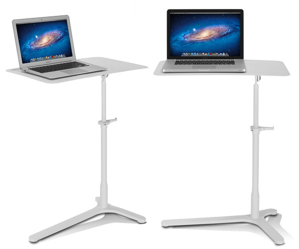 Haworth My Table Foldable Notebook Table | iLounge + Mac