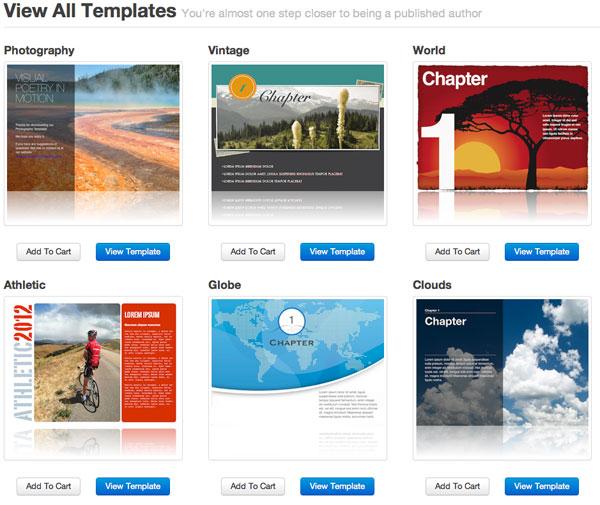 iBooks Author Templates | iLounge + Mac