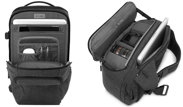 Incase DSLR Pro Pack + DSLR Pro Sling Pack