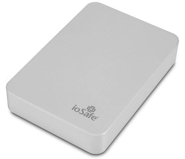 ioSafe Rugged Portable Hard Drive