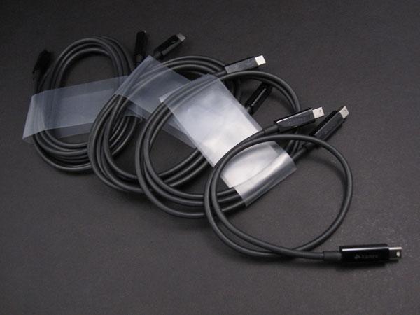 Kanex Thunderbolt Cables