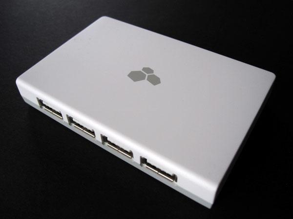 Kanex 4-Port USB 3 Hub + USB 3 Gigabit Ethernet Adapter