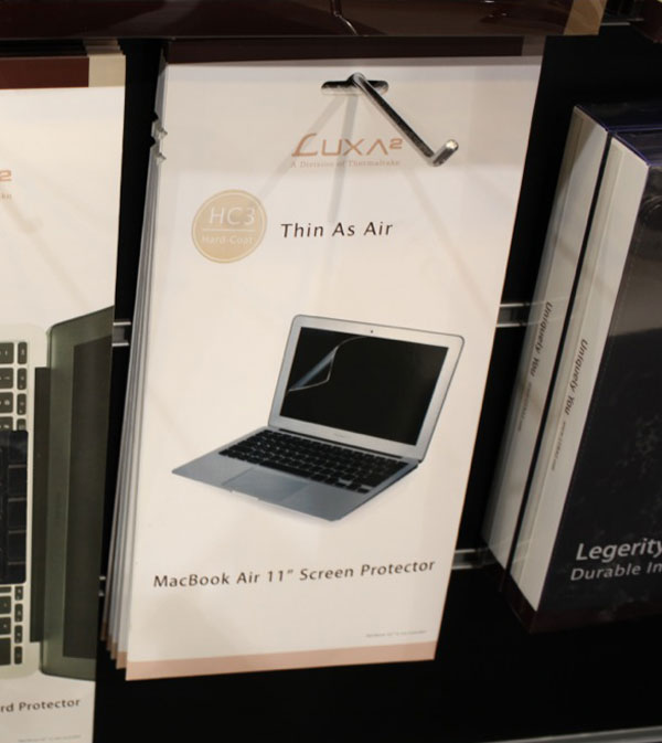 Luxa2 MacBook Screen Protectors