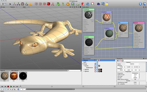 MW3D-Solutions Cheetah3D
