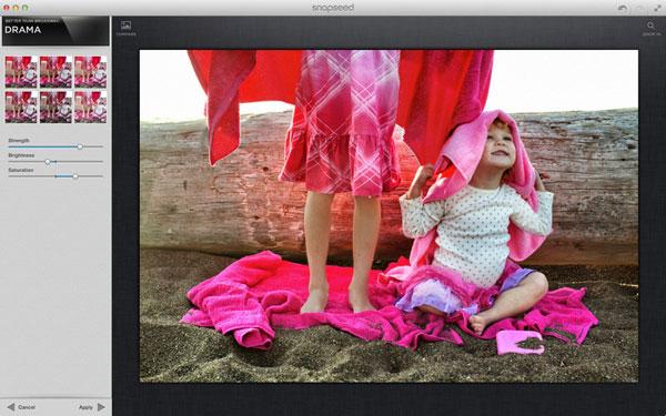 Nik Software Snapseed