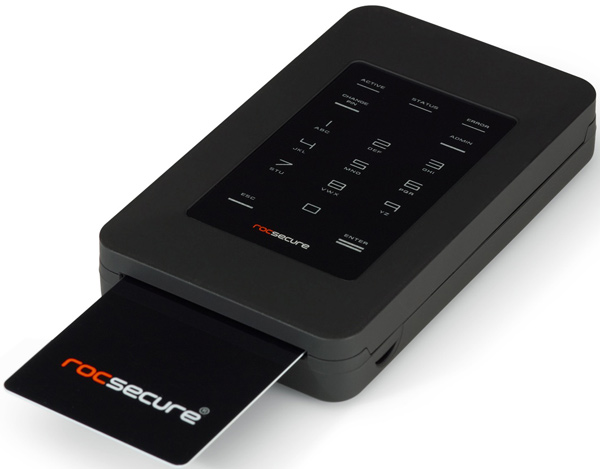 Rocstor 750GB Rocsafe MX Mobile