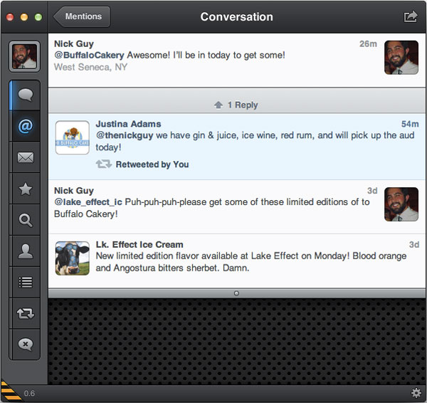 Tapbots Tweetbot for Mac