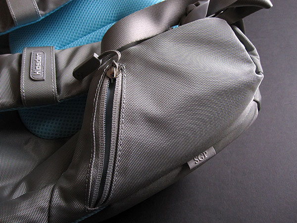 United SGP Klasden Levanaus Backpack + Neumann Shoulder Bag