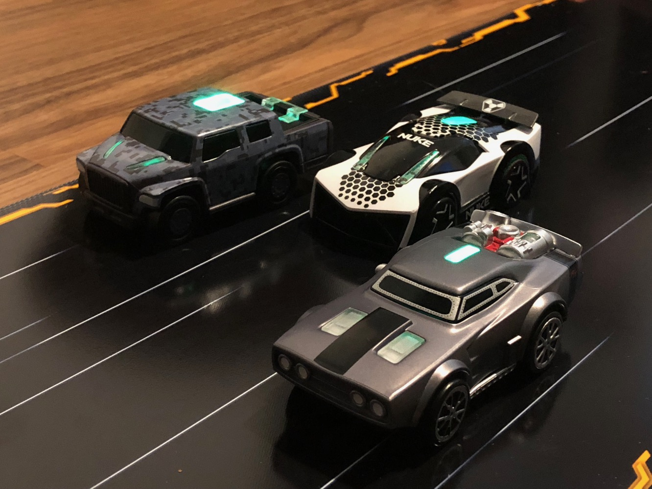 Review Anki Overdrive Fast And Furious Edition ILounge - We drive fast cars