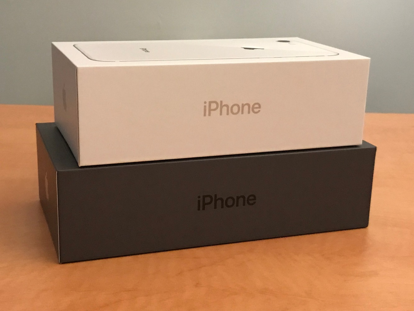 The New IPhones Both Ship With IOS 11 Keep Your Eyes Out For Our Full Independent Comprehensive Review Of IPhone Models Next Week Once Weve Had