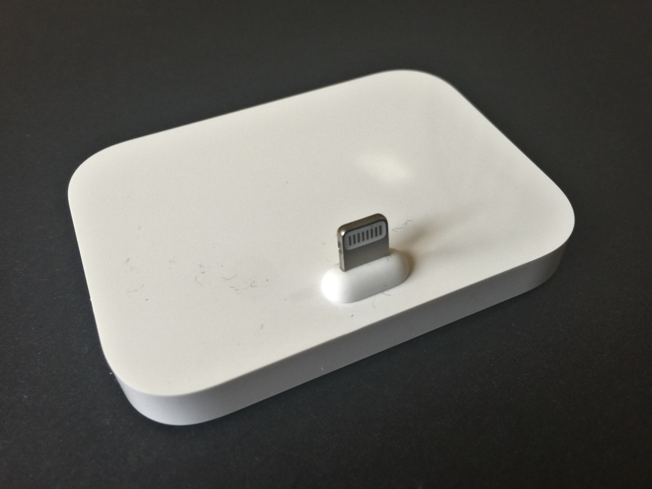 Review Apple IPhone Lightning Dock ILounge