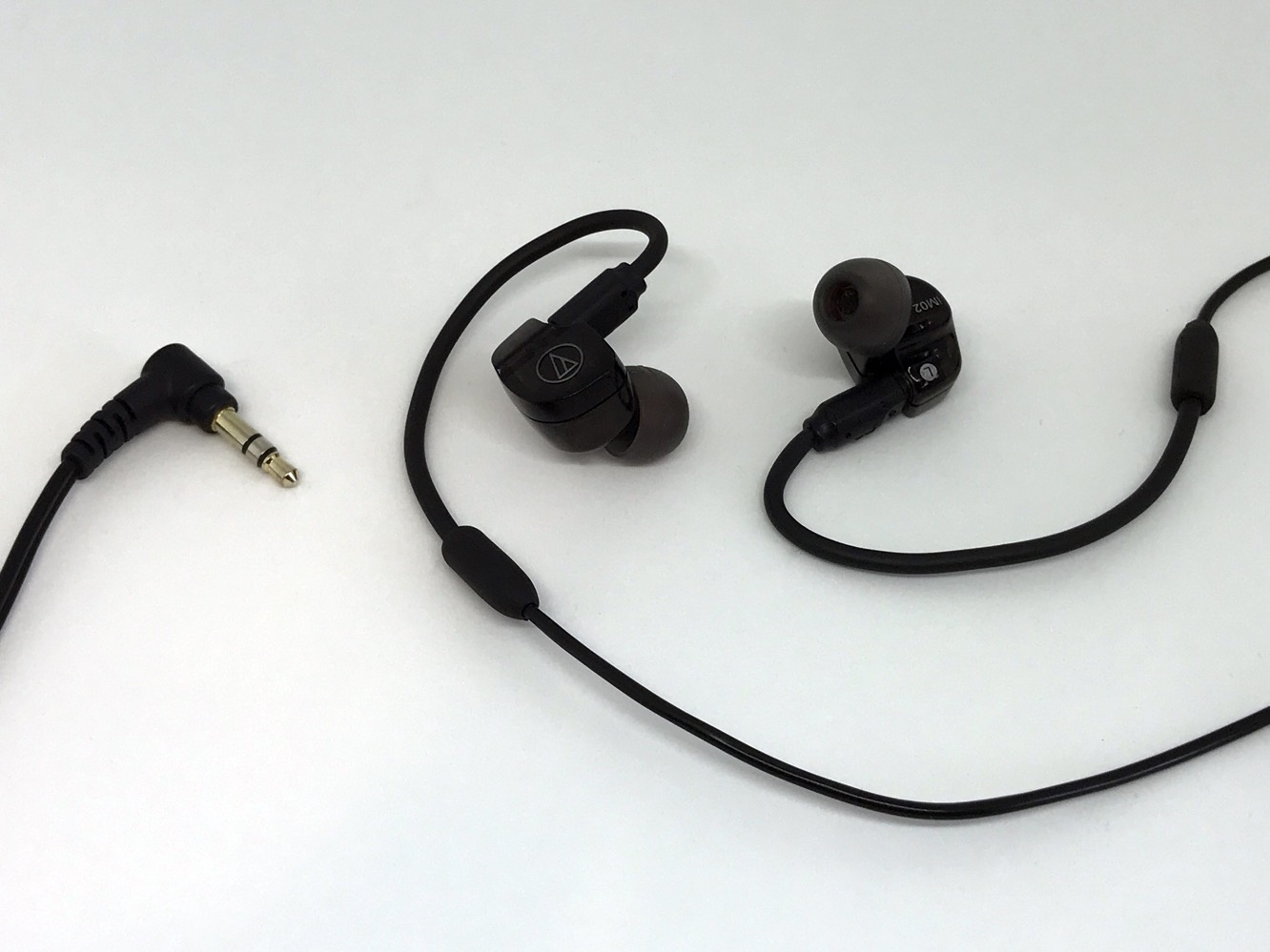Review: Audio-Technica ATH-IM02 In-Ear Headphones