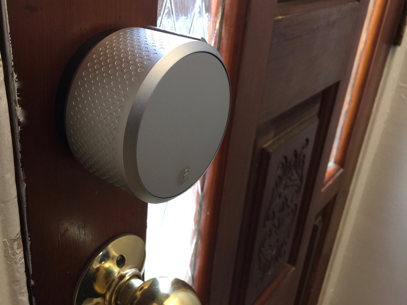 Review: August Smart Lock HomeKit enabled + Smart Keypad