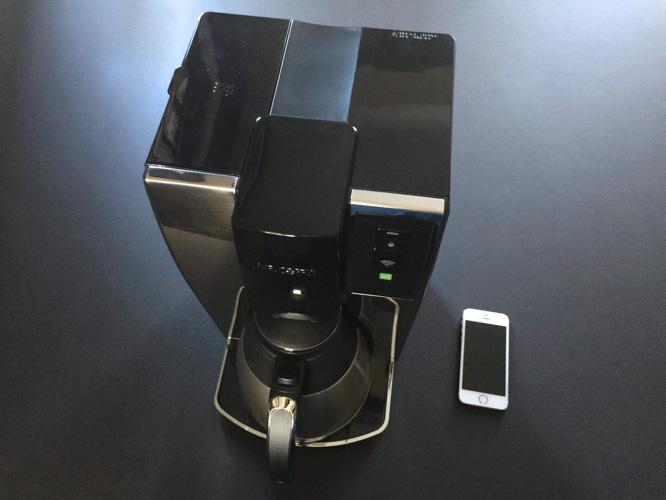 Review: Belkin/Jarden Mr. Coffee 10-Cup Smart Coffeemaker 59