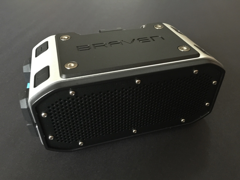 Review: Braven BRV-PRO Bluetooth Speaker 1