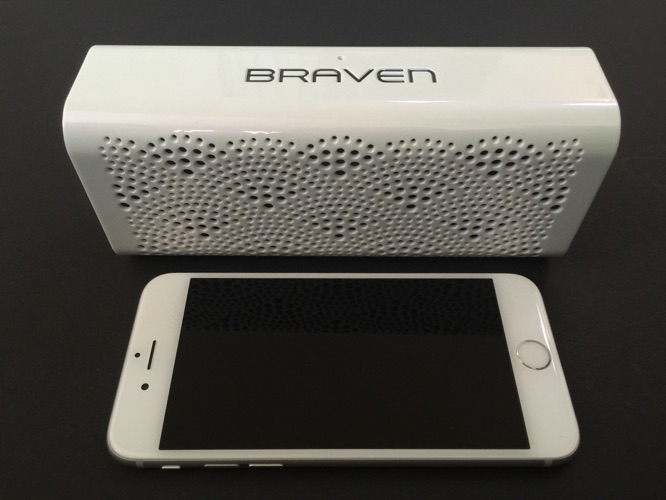 Review: Braven Lux Bluetooth Speaker