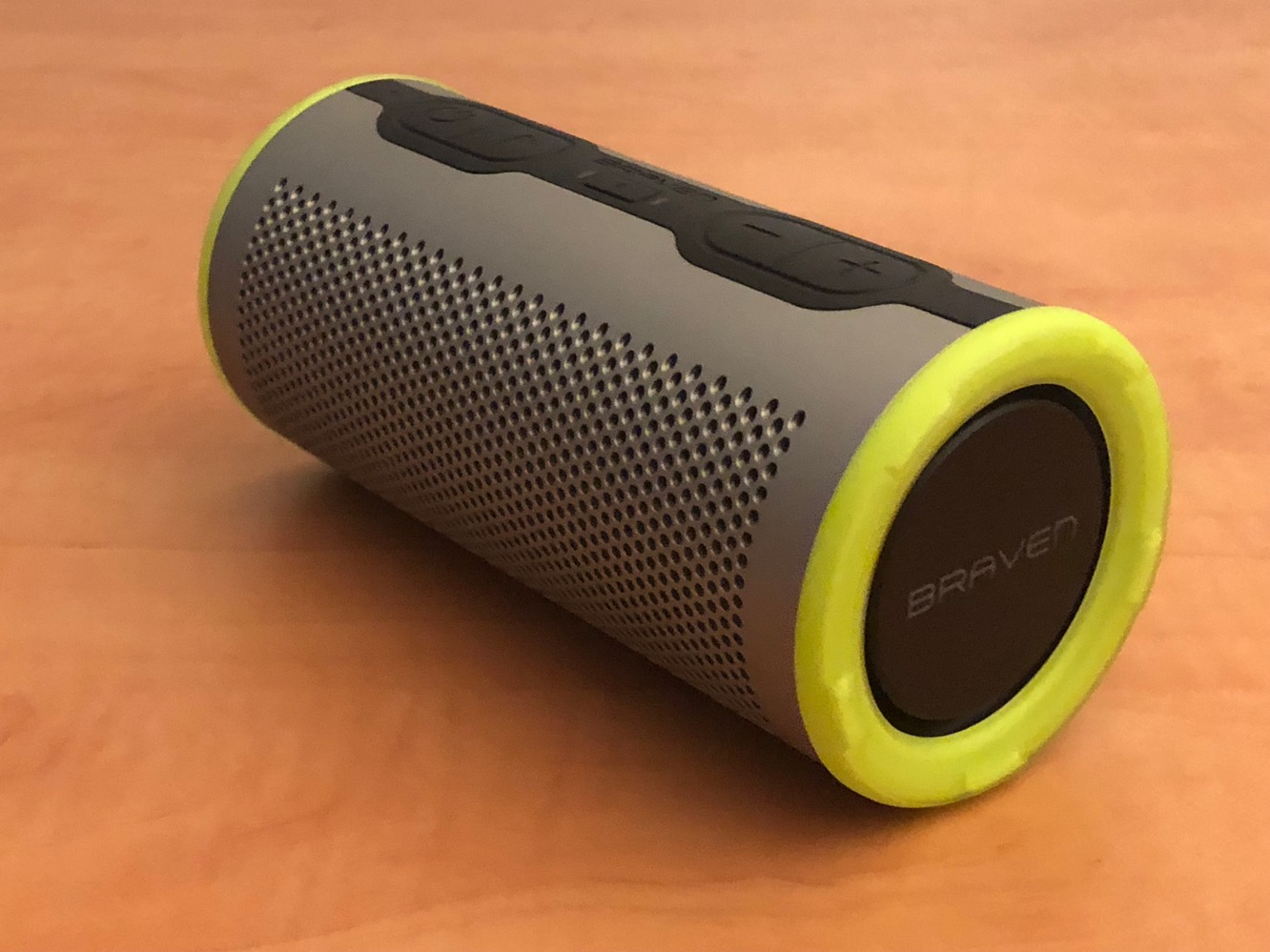 Review: Braven Stryde 360 Bluetooth Speaker