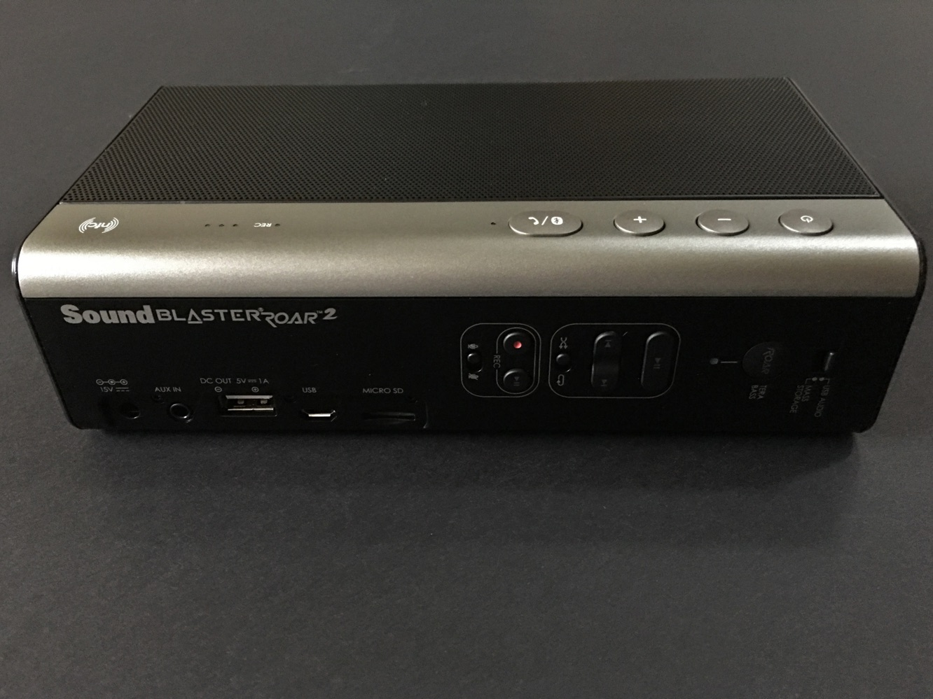 Review: Creative Sound Blaster Roar 2 Bluetooth Speaker