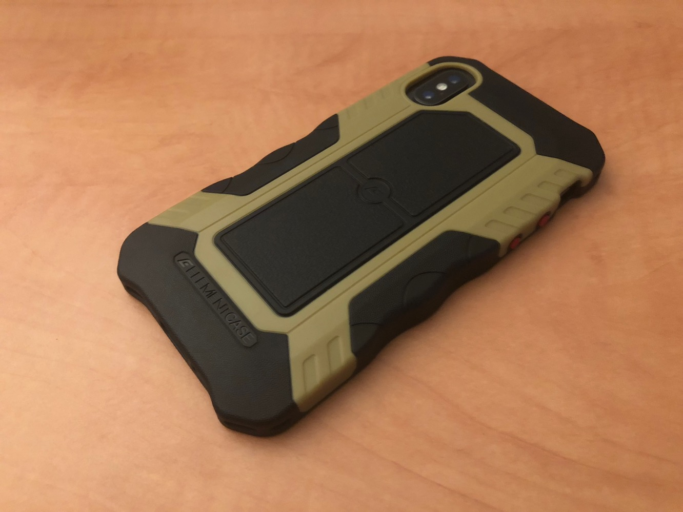 Element Case Formula, Recon + Rev for iPhone X