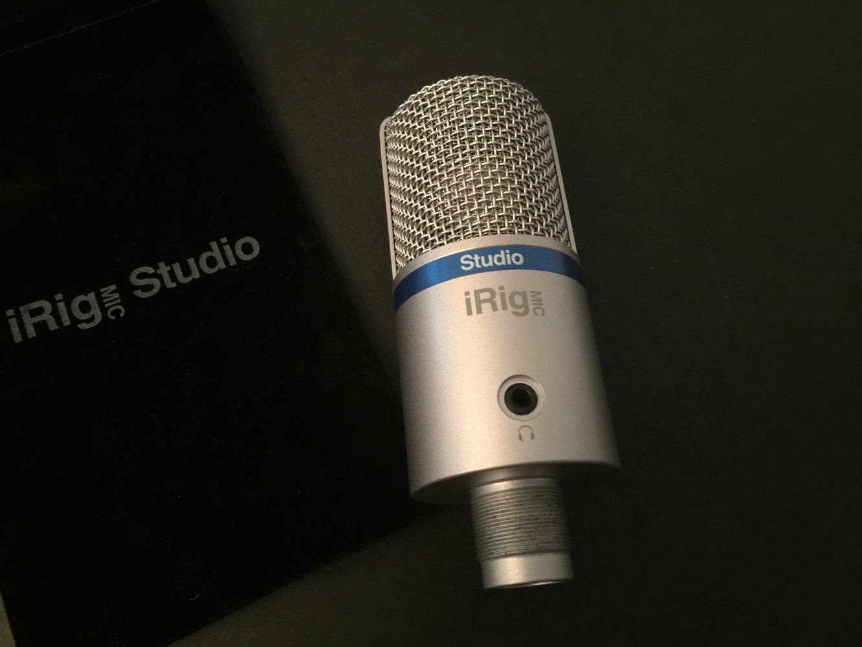 Review: IK Multimedia iRig Mic Studio 1