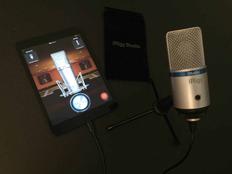 Review: IK Multimedia iRig Mic Studio 7