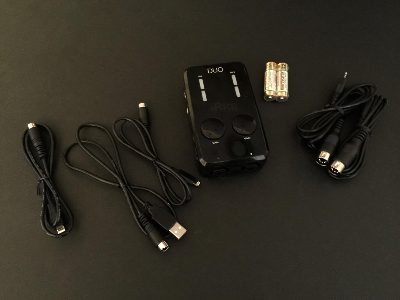 Review: IK Multimedia iRig Pro DUO 2