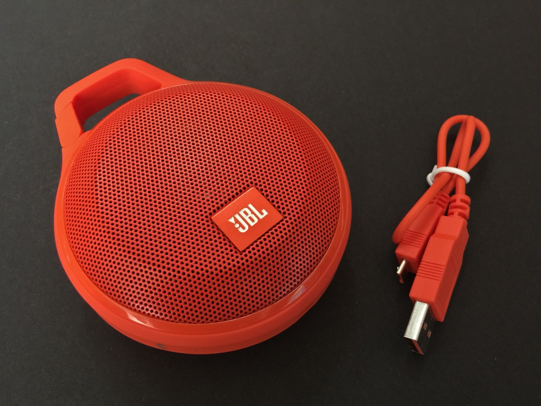 Review: JBL Clip+ Bluetooth Speaker 1