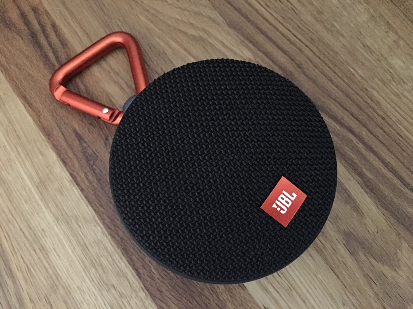 jbl bluetooth speaker clip. clip 2 is the benefactor of a smart redesign, however slight it may be \u2014 speaker still about 3.5\u201d in diameter. instead hard plastic feel as jbl bluetooth