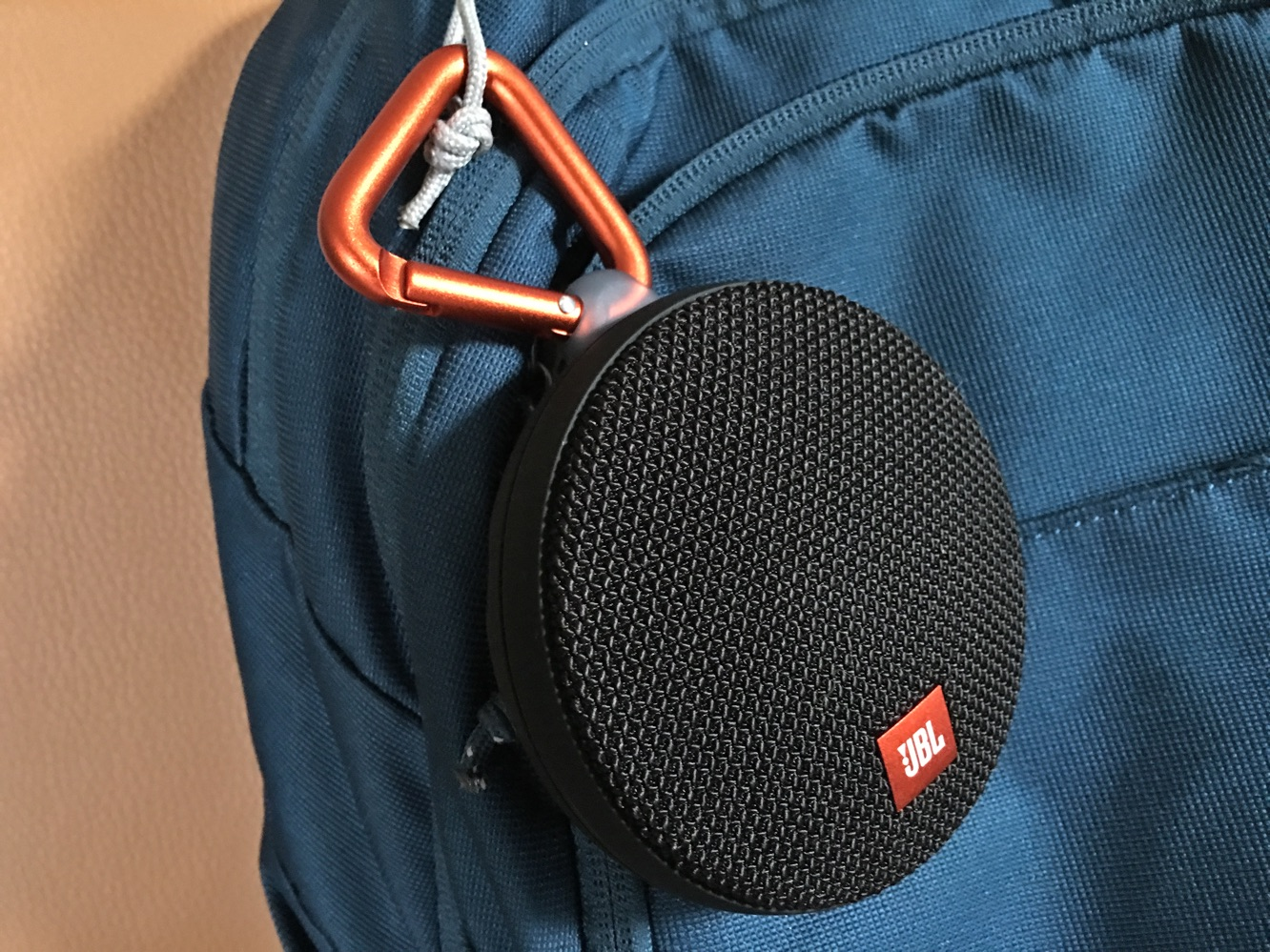 jbl clip 2. jbl is currently selling the year-old clip+ at a reduced $40 price, but we think clip 2 worth considering instead, especially for those users who intend jbl