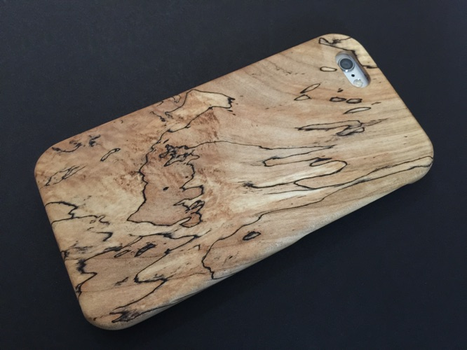 Review: Kerf Case Wood Cases for iPhone 6 and iPhone 6 Plus