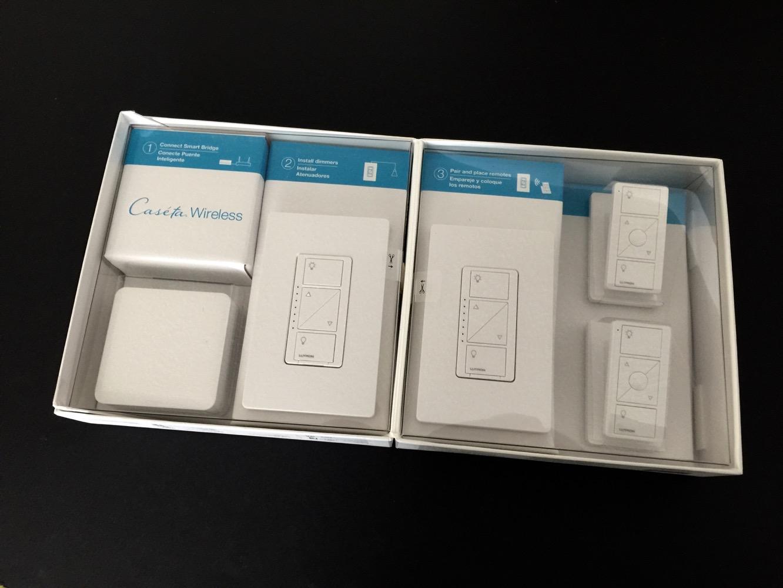 review lutron cas ta wireless homekit smart bridge in wall dimmer plug in. Black Bedroom Furniture Sets. Home Design Ideas