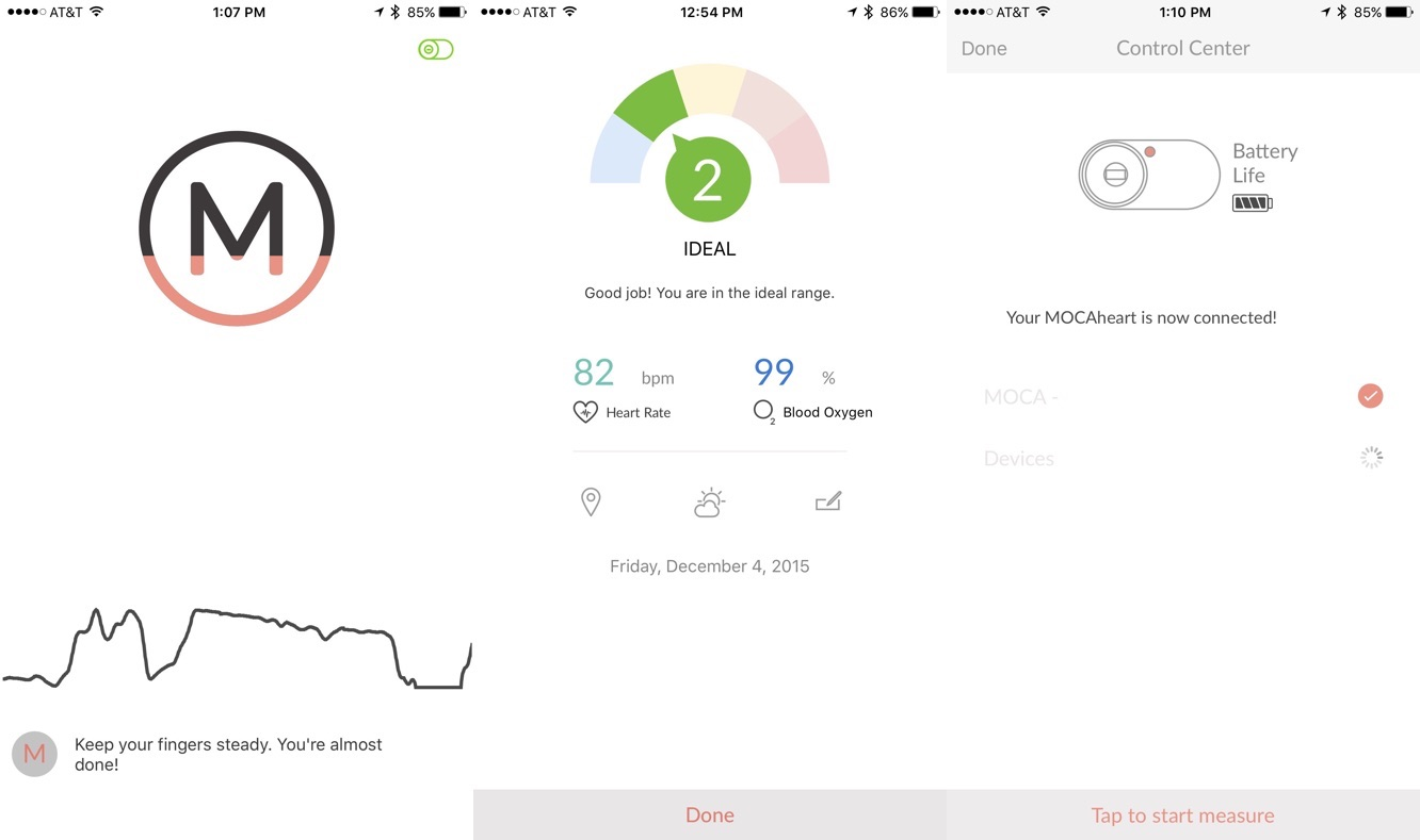 Review: MOCACARE MOCAheart Heart Health Monitor