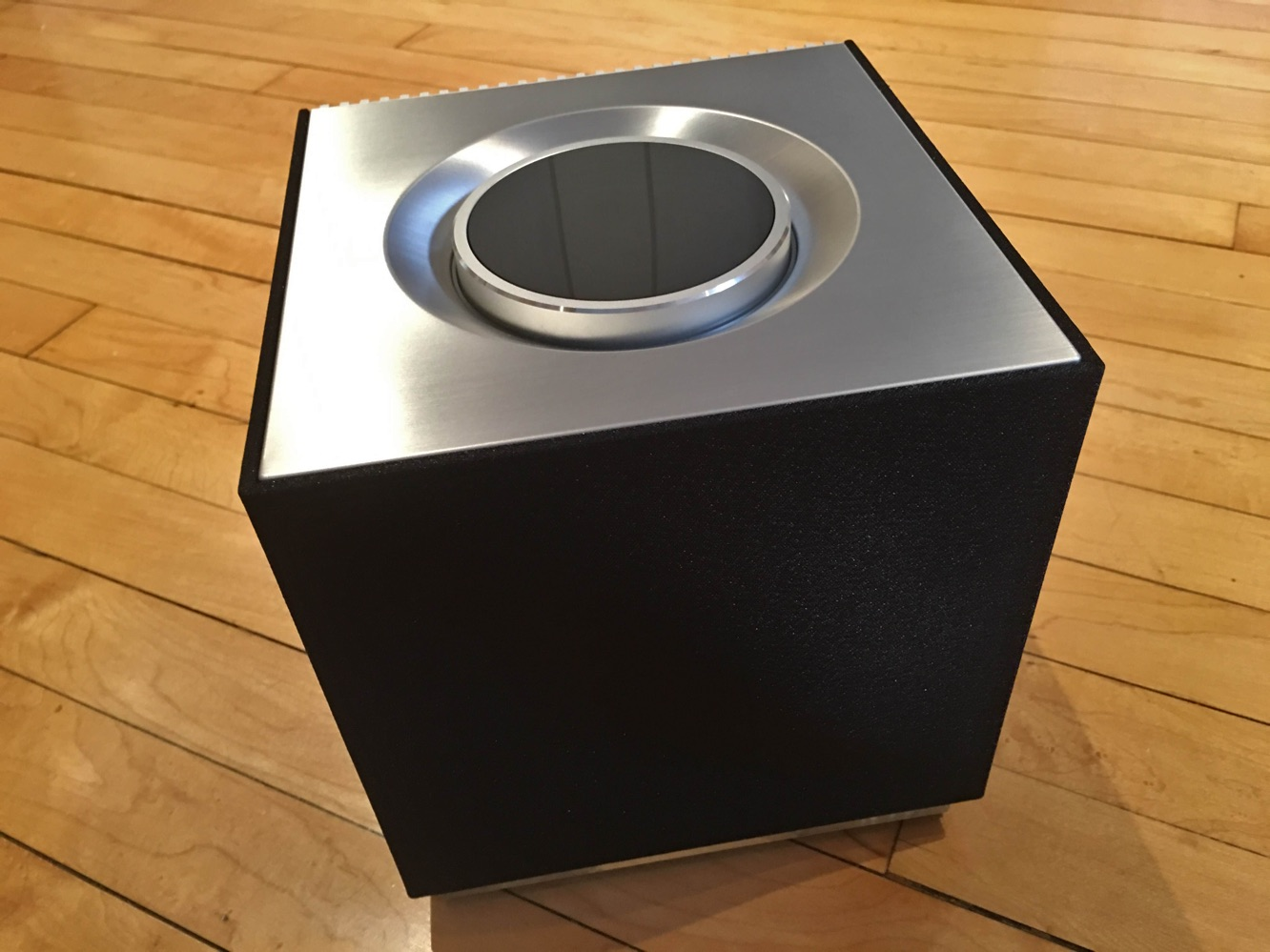 Review: Naim Audio Mu-so Qb Speaker