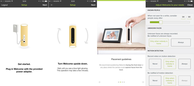 Review: Netatmo Welcome Smart Home Camera 5