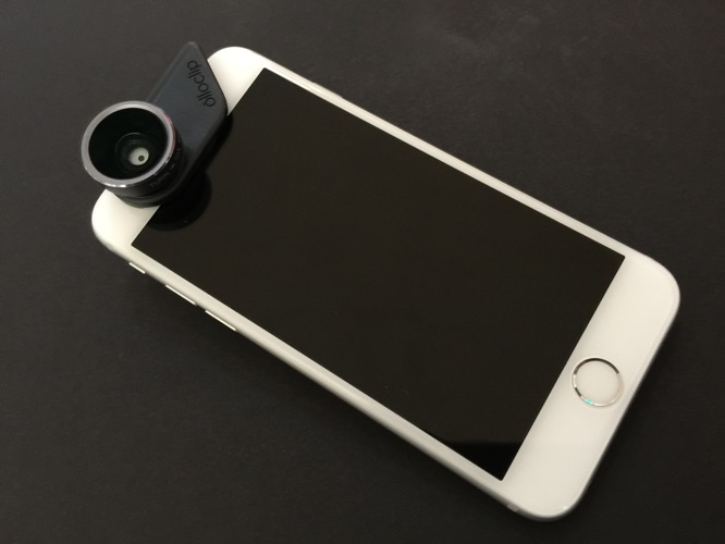 Review: Olloclip 4-in-1 Photo Lens for iPhone 6 + iPhone 6 Plus