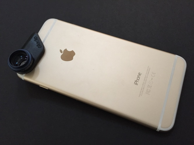 Review: Olloclip Macro 3-in-1 Lens, Telephoto + CPL Lens for iPhone 6 and iPhone 6 Plus 5
