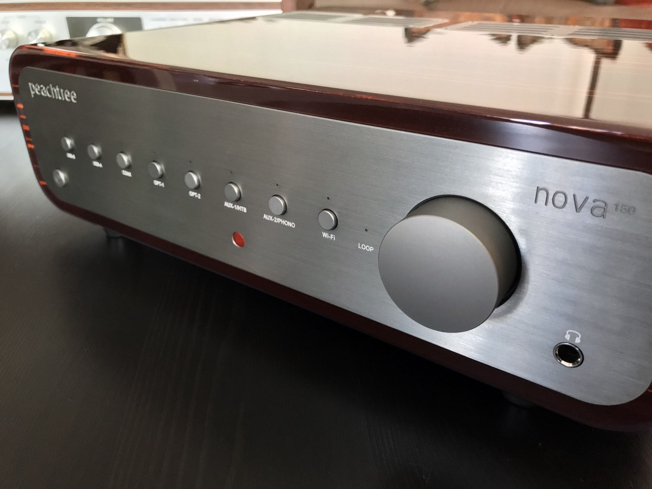 Review: Peachtree Nova150 Hi-Fi Amplifier 1