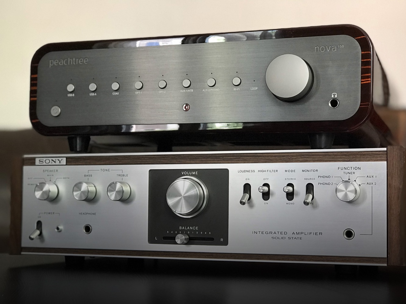 Review: Peachtree Nova150 Hi-Fi Amplifier 8